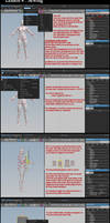 MD2 and DAZ Studio: Arranging and Sewing Pattern