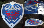 Tutorial: Twilight Princess Hylian Shield