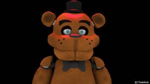 Freddy Fazbear Model