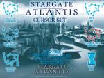 Stargate: Atlantis Cursor Set