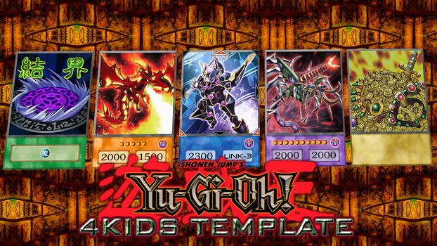 Yu-Gi-Oh! 4KIDS TEMPLATE
