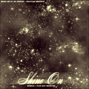 Shine On - NQs Sparkle Brushes