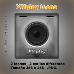 XMplay Icons