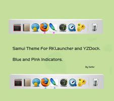 Samui Dock Themes by seifito