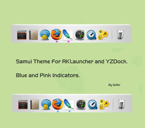 Samui Dock Themes