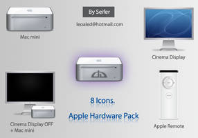 Apple Hardware Pack by seifito