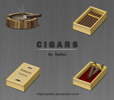Cigars by seifito