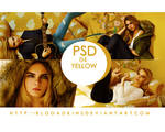 PSD 04: Yellow
