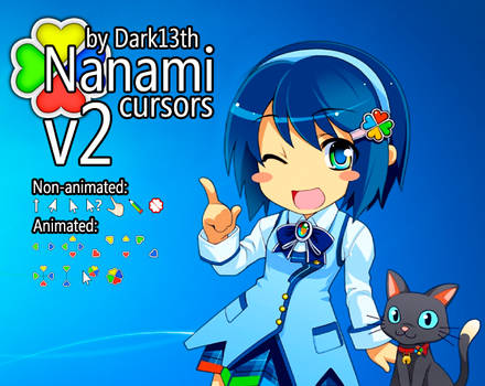 Nanami Cursors v2