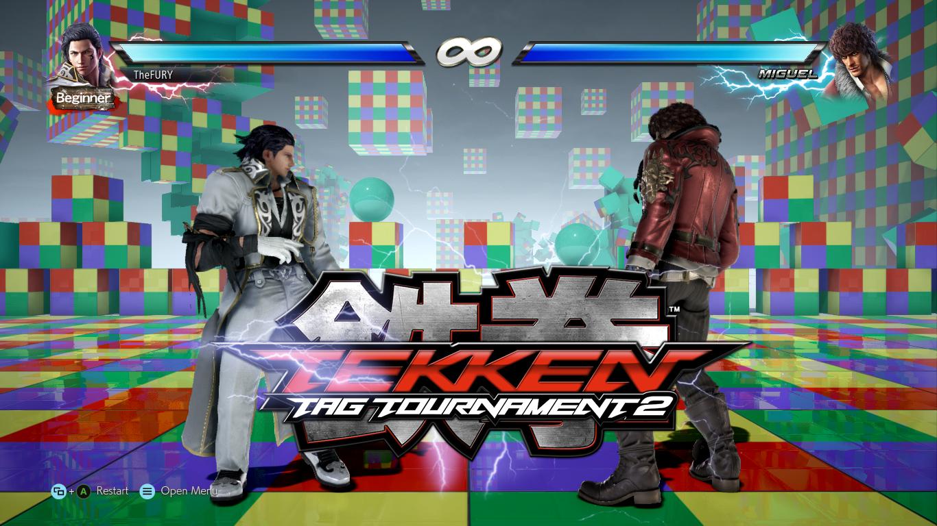 Tekken Tag Tournament 2 Health Bar By Mudassarriaz On Deviantart