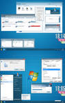 Windows 8 RP+RTM - Theme for Windows 7