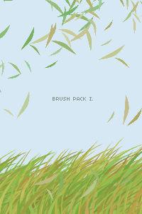 brush pack I . grass