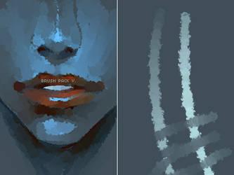brush pack V . misc1 by painterlove