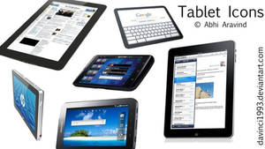 Tablets Icon Pack
