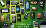 Smartphones Icon Pack
