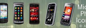 Midrange Phones Icon Pack