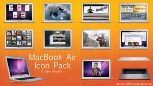 MacBook Air Icon Pack