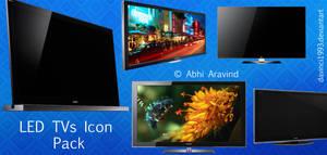 LED TVs Icon Pack