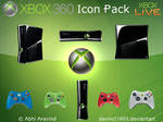 Xbox 360 Icons Pack