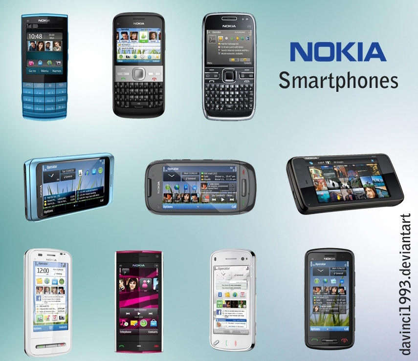 Nokia Smartphones Icon Pack