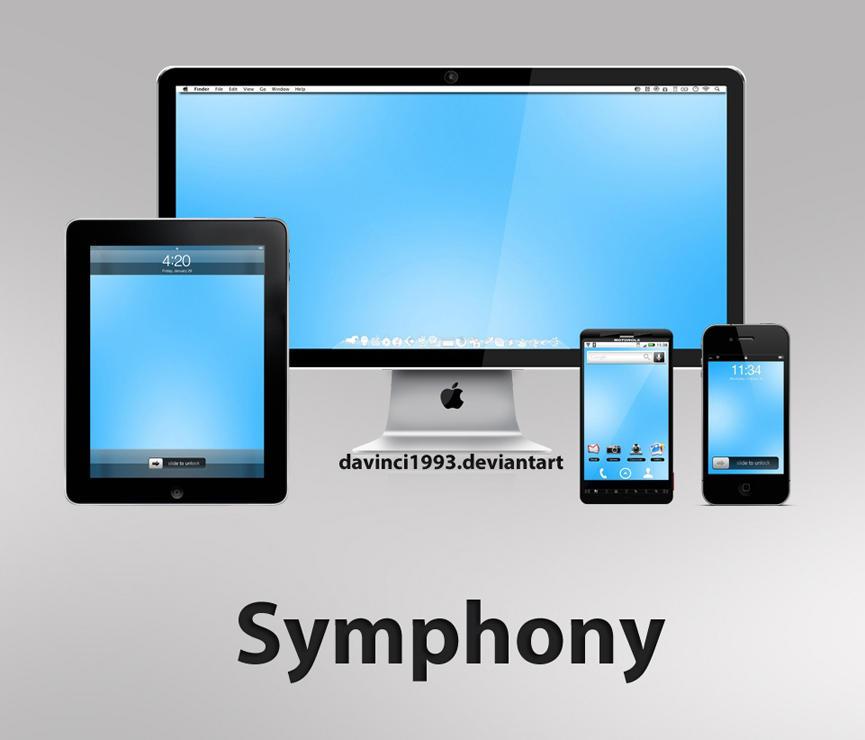 Symphony by davinci1993