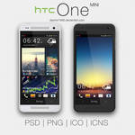 HTC One Mini: PSD | PNG | ICO | ICNS