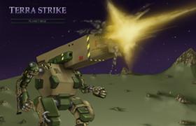 terra strike m4 by Legendzor