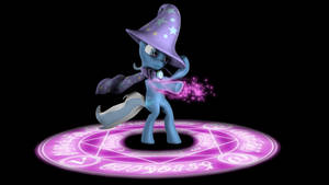 The Great and Powerful Trixie.