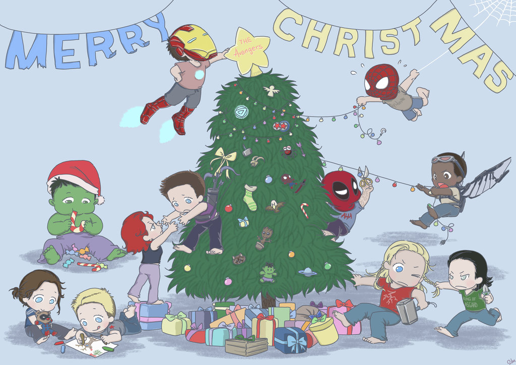 We're A Family (Avengers X Reader) by LilAlisonAngel on
