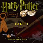 Harry Potter Brushes Prt 1