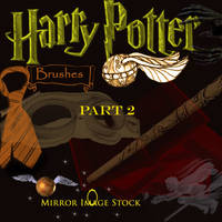 Harry Potter Brushes  Part 2