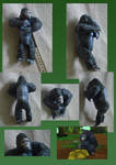 Zoo Tycoon Paper Collection - Mountain Gorilla