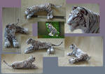 Zoo Tycoon Paper Collection - Bengal Tiger
