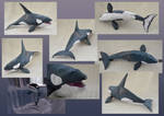Zoo Tycoon Paper Collection - Orca