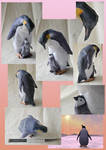 Zoo Tycoon Paper Collection - Emperor Penguin