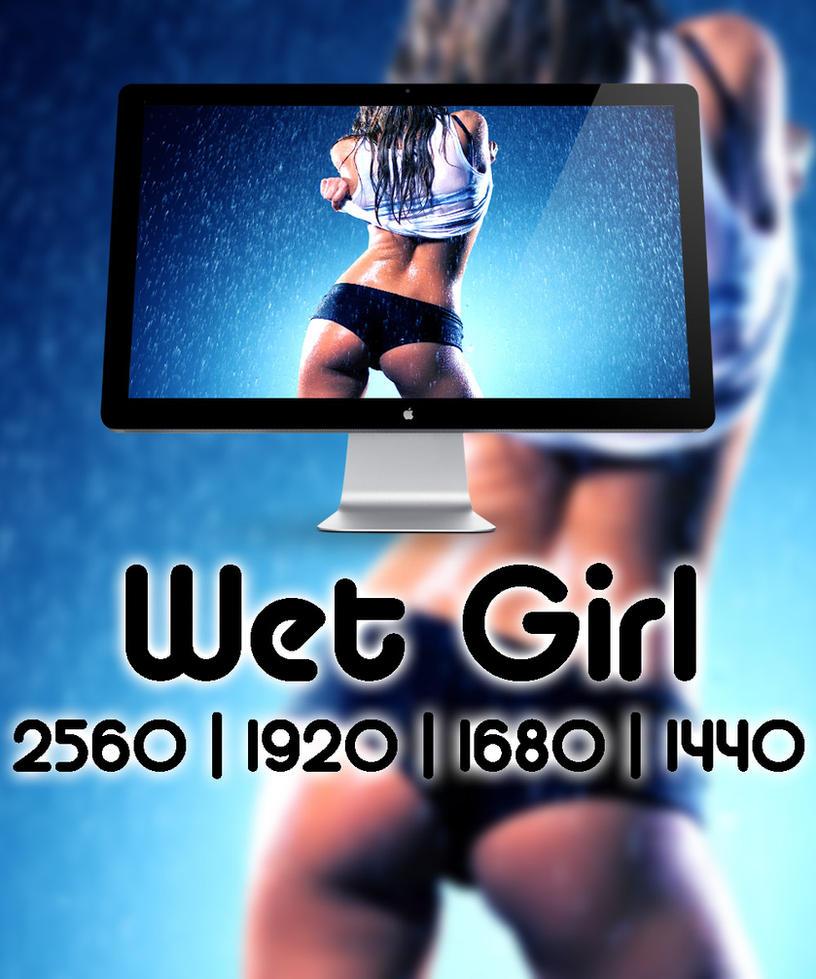 Wet Girl by Sashaa812