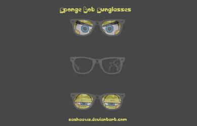 Sponge Bob Sunglasses