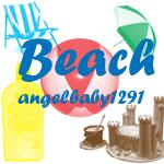 Beach Brushes by angelbaby1291