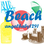 Beach Brushes by angelbaby1291