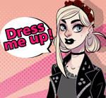 Dress up game - Kate