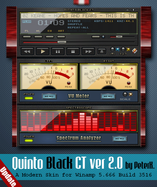 Quinto Black CT 2.0 by PeterK. UPDATED