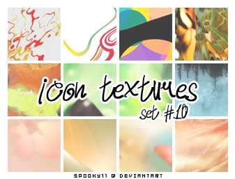 Icon-sized textures X by spooky11