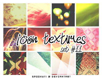 Icon-sized textures XI by spooky11