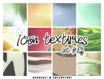 Icon-sized textures XIII by spooky11