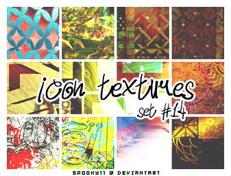 Icon-sized textures XIV by spooky11