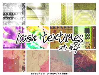 Icon-sized textures XVII by spooky11
