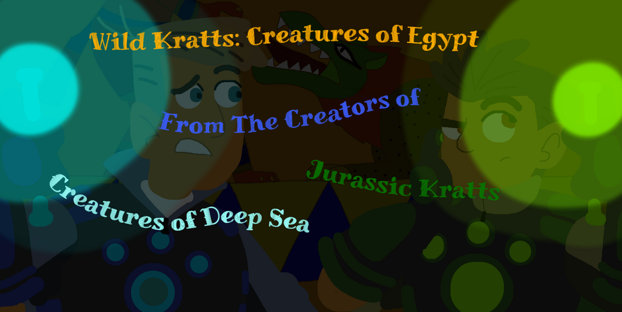 Wild Kratts Creatures Of Egypt Promo By Norarosa