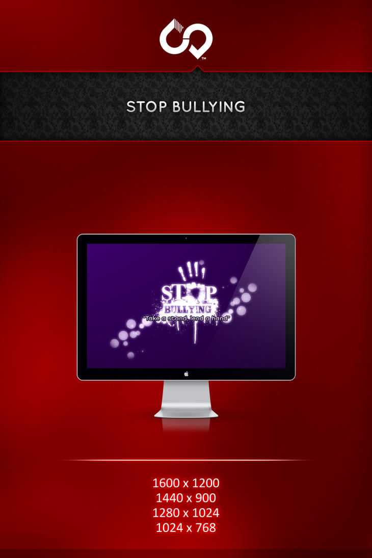 Stop Bullying by CanorousDesign