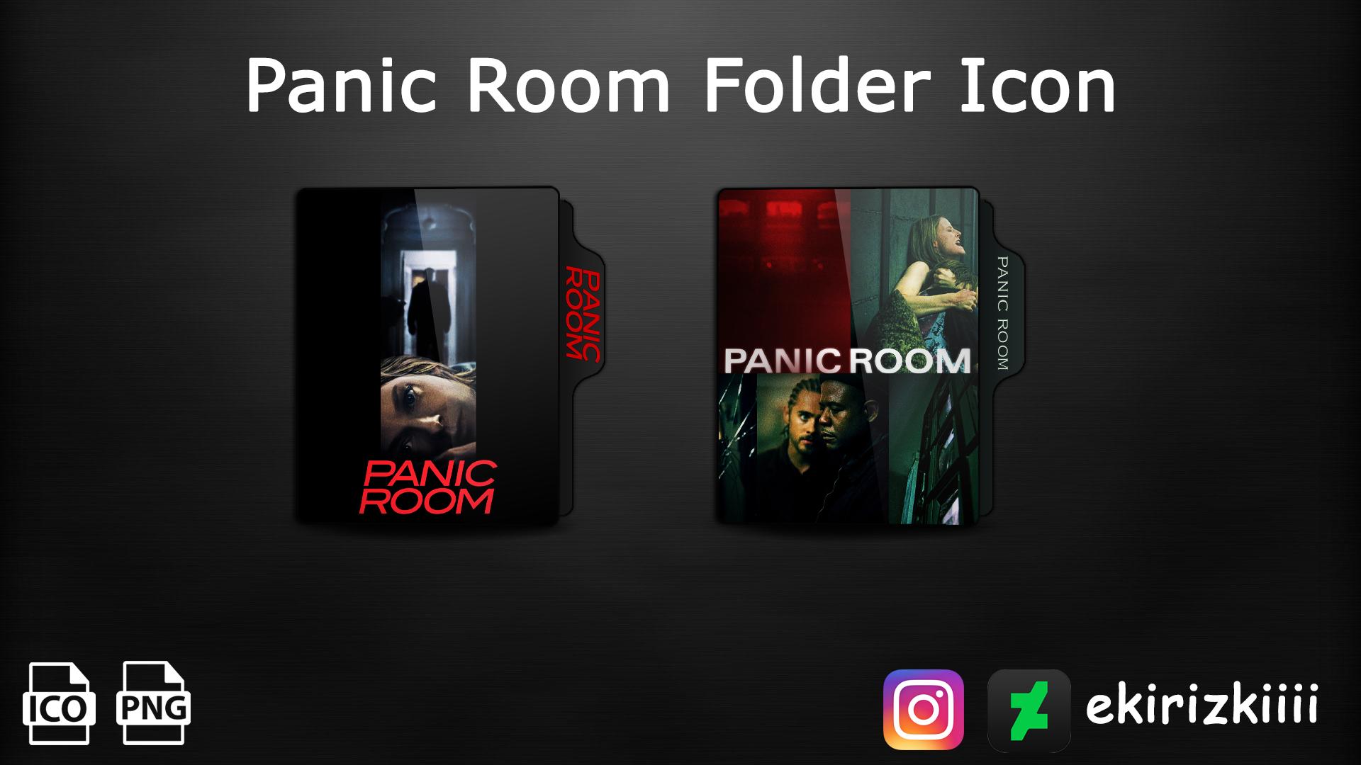 Panic Room 2002 Folder Icon By Ekirizkiiii On Deviantart