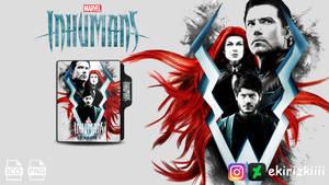 Marvel's Inhumans Folder Icon